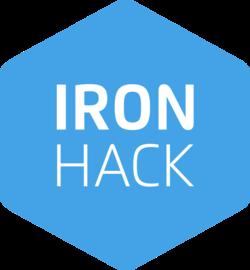 Logo ironhack