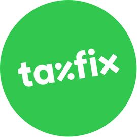 Taxfix logo round