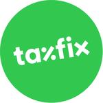 Thumb taxfix logo round