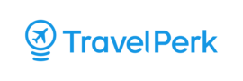Ic travelperk logotype blue over transparency